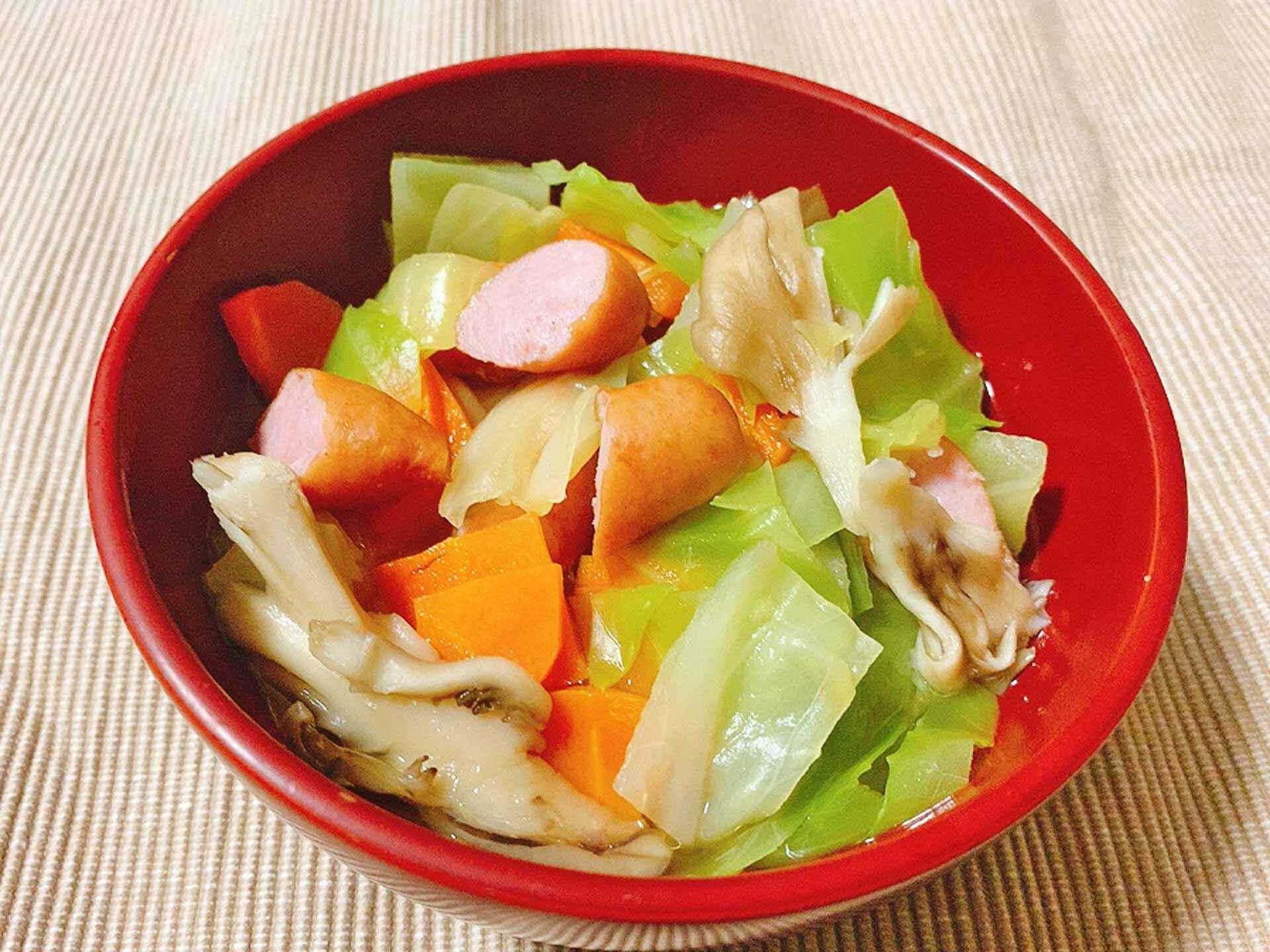 スープ 野菜