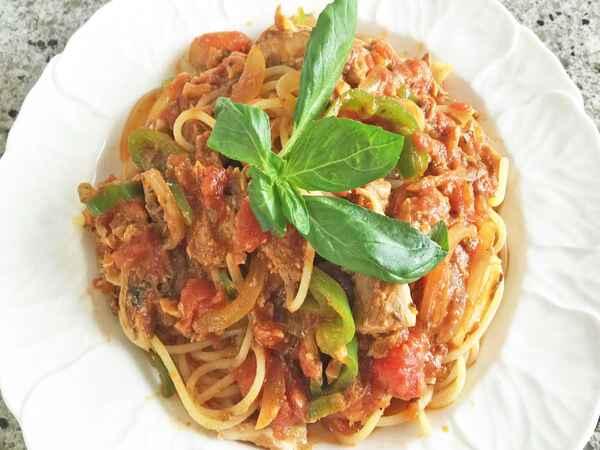 缶 パスタ トマト 加熱時間がカギだった! 濃厚トマトソースのレシピをシェフが解説