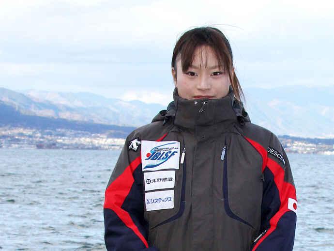 野口明日香は北京冬季オリンピック出場を目指し、苦手を克服していく(C)レイクスマガジン