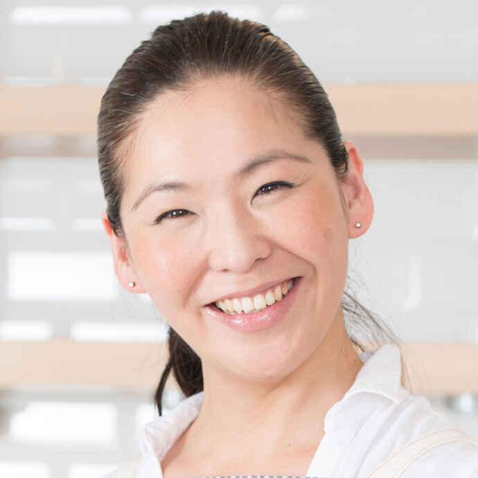 管理栄養士 新生暁子さん